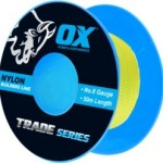 OX Trade 8# 100m Lime Builders Line