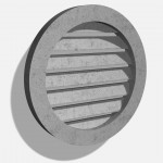 Circular Vent D580