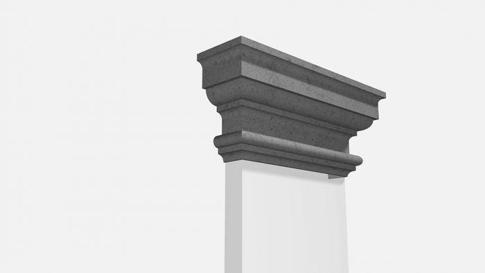 Pilaster Cap