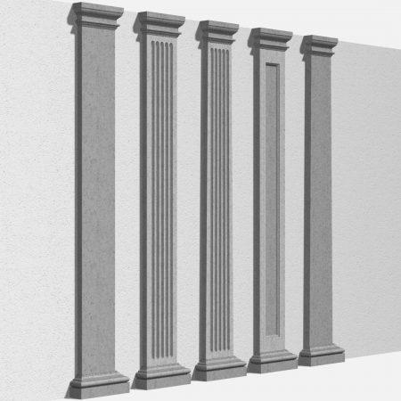 Pilaster Sets