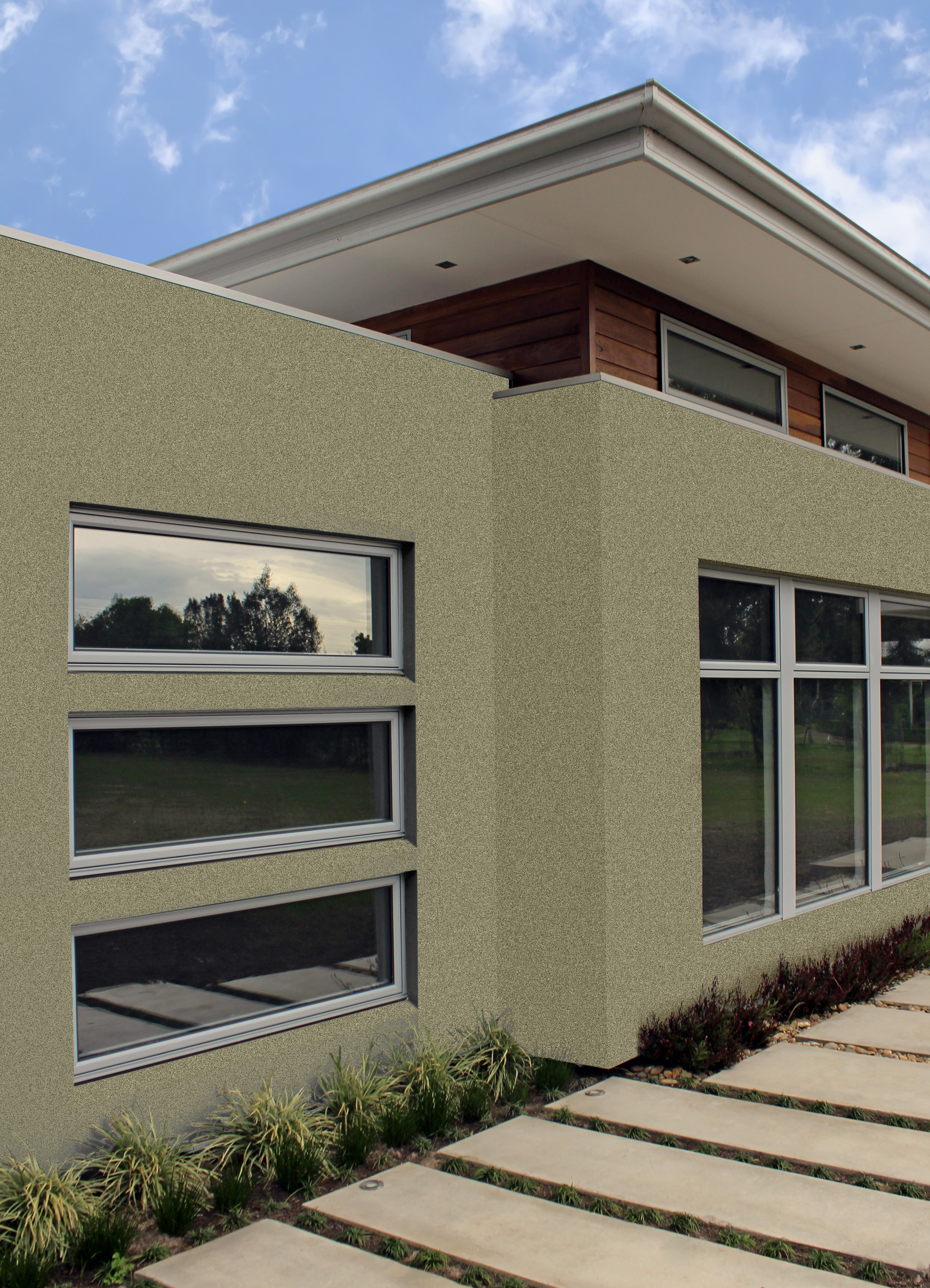 Unitex uni trowel d cor unitex render warehouse - How to paint rendered exterior walls decoration ...