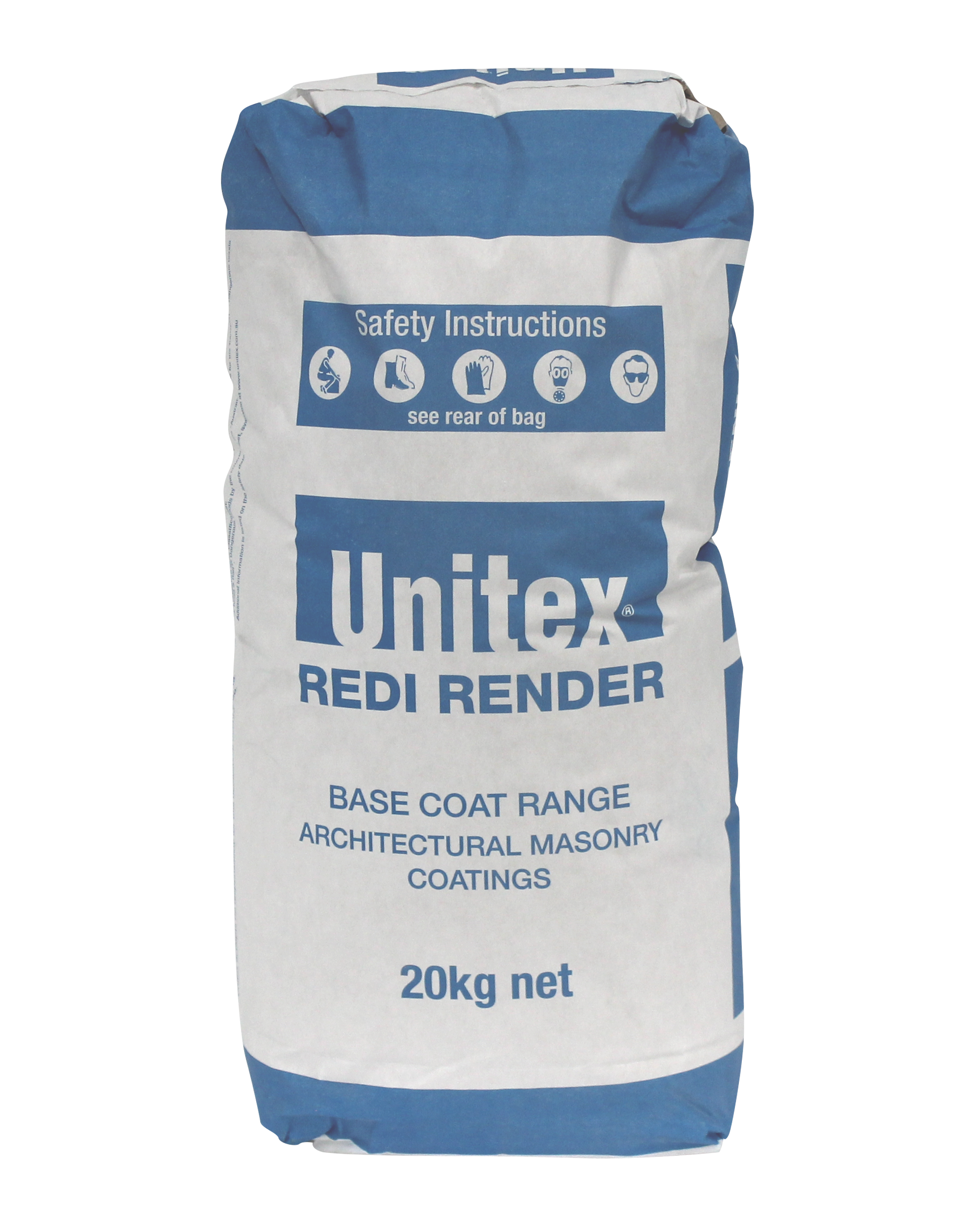 Acrylic Render | Unitex® Your Walls, Our Pride