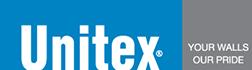 Unitex® Your Walls, Our Pride. Logo